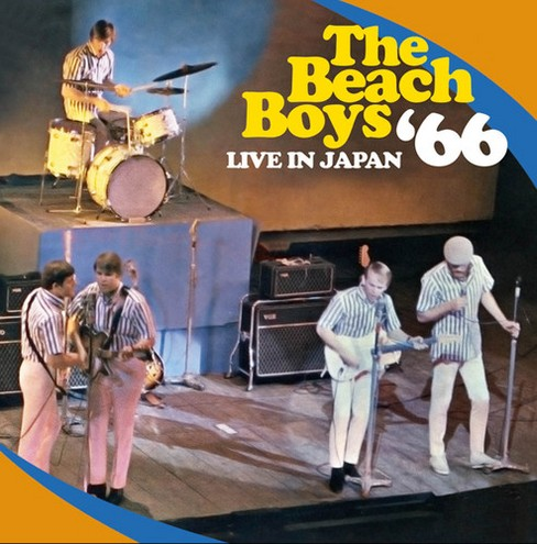Beach Boys - Live In Japan 66 (Vinyl) - image 1 of 1