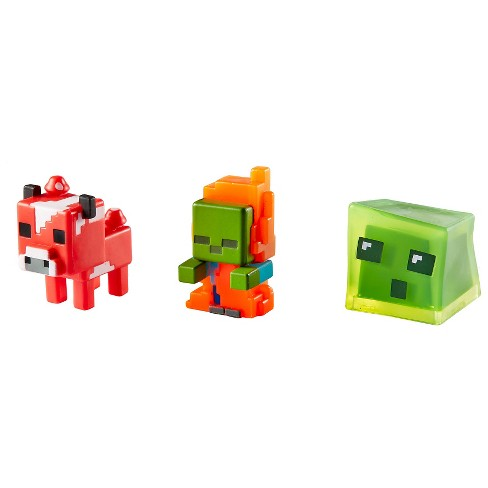Minecraft Mini Figure 3-Pack I - Series 3 - image 1 of 4