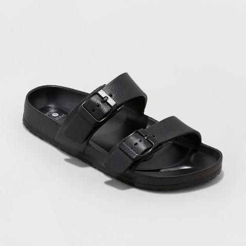 Women's Neida Eva Two Band Slide Sandals Shade & Shore™