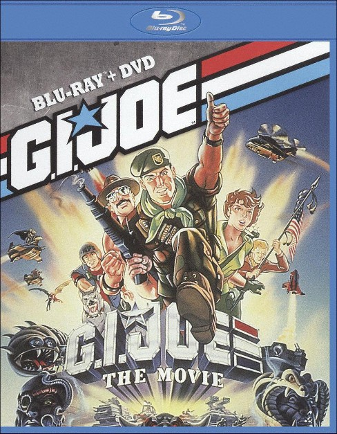 Gi joe:Real american hero movie (Blu-ray) - image 1 of 1