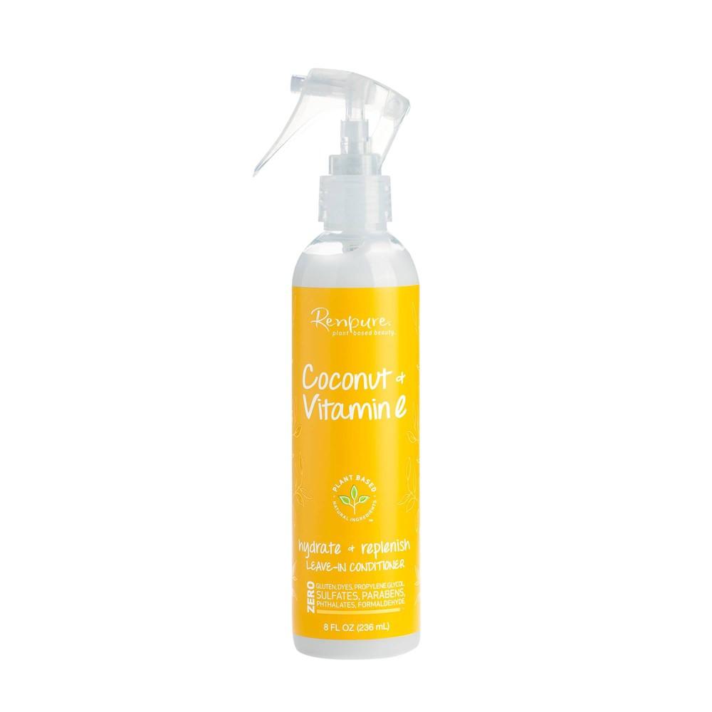 Image of Renpure Coconut & Vitamin E Leave-In Conditioner - 8 fl oz