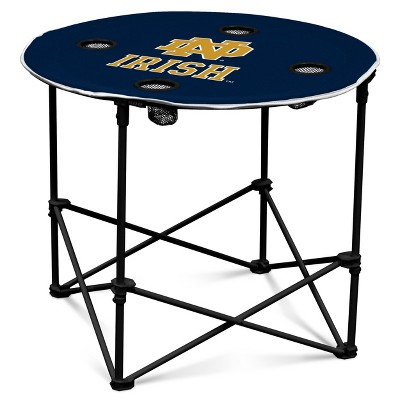 Notre Dame Fighting Irish Folding Table