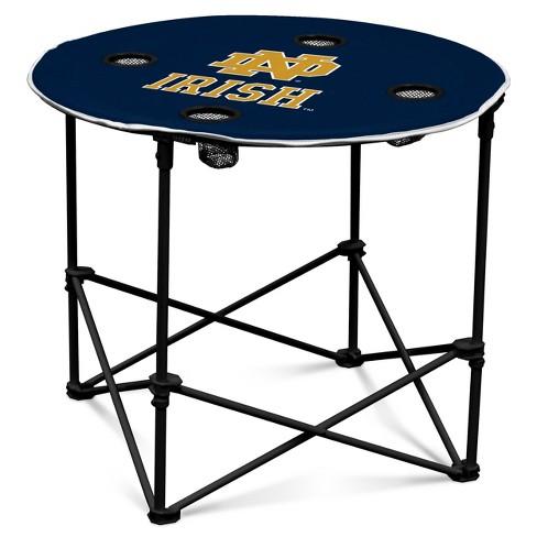 Notre Dame Fighting Irish Folding Table - image 1 of 1