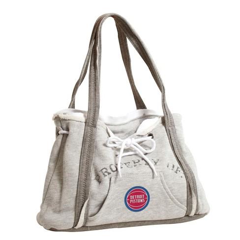 NBA Detroit Pistons Hoodie Purse - image 1 of 1