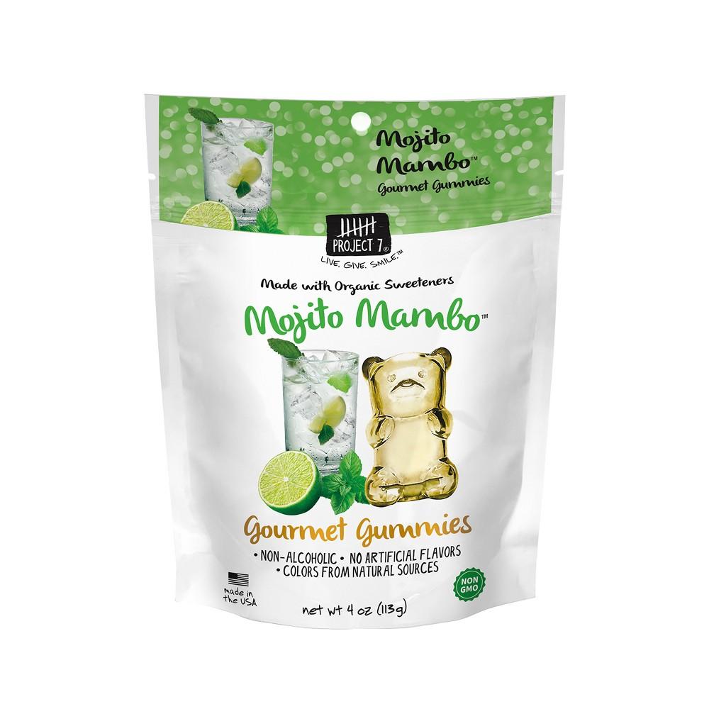 Project 7 Mojito Mambo Gourmet Gummies - 4oz