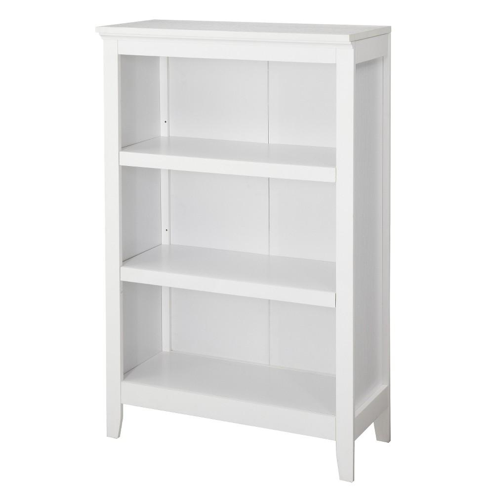 Carson 48 3 Shelf Bookcase White Threshold 8482
