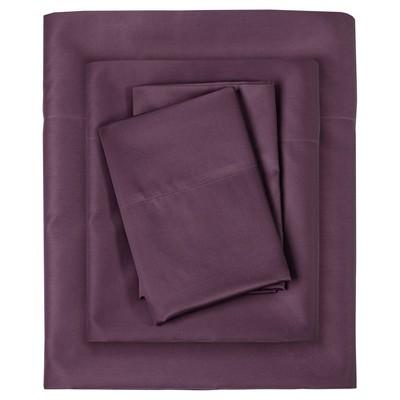 Sheet Set Purple QUEEN
