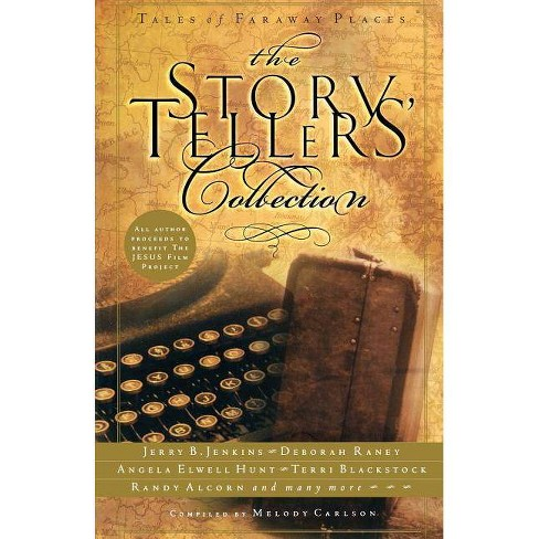 The Storytellers' Collection - by  Melody Carlson (Paperback) - image 1 of 1
