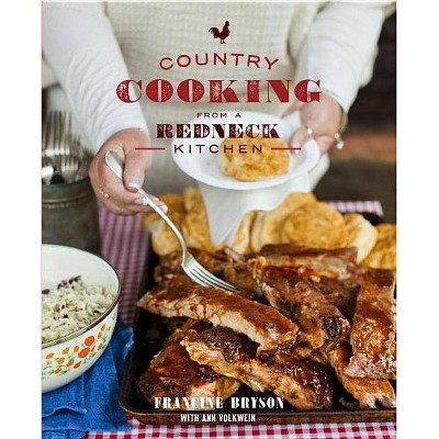 Country Cooking From A Redneck Kitchen (Paperback)(Francine Bryson)