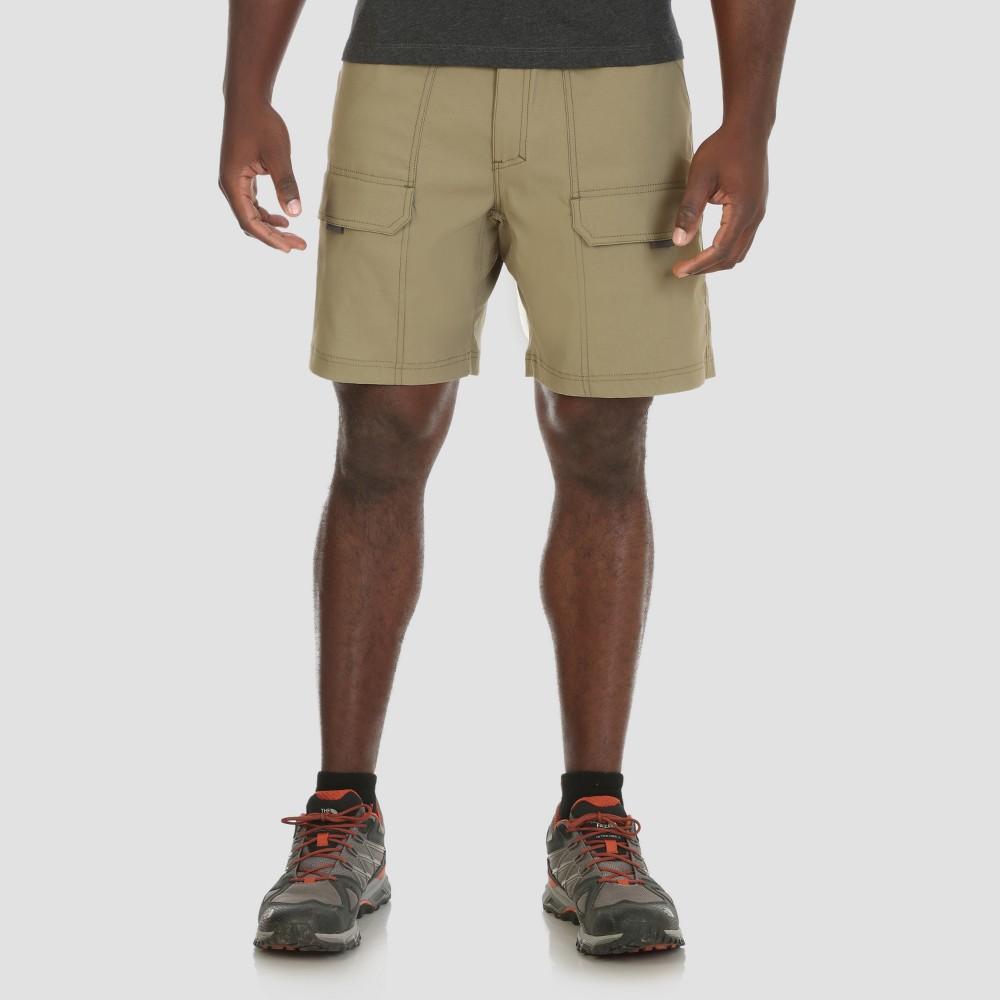 Wrangler Men's 8 Outdoor Alpine Hiker Shorts - Dark Green 40