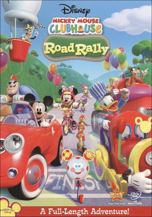 Mickey Mouse Clubhouse: Road Rally - image 1 of 1