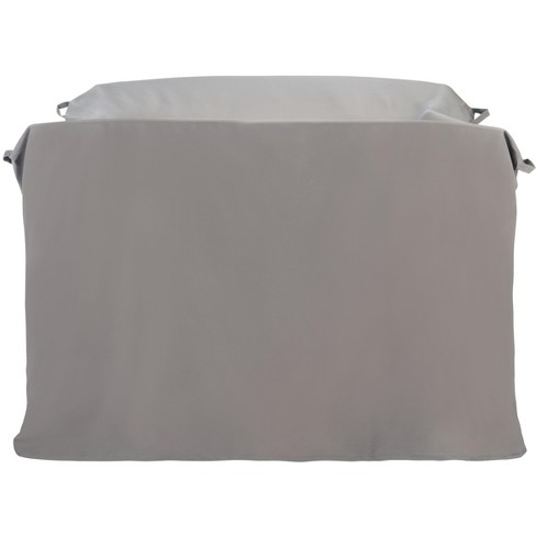 Fontana 4 Pc Outdoor Set Cover Gray, Safavieh Outdoor Furniture Covers
