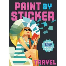 Paint by Sticker : Travel (Paperback)