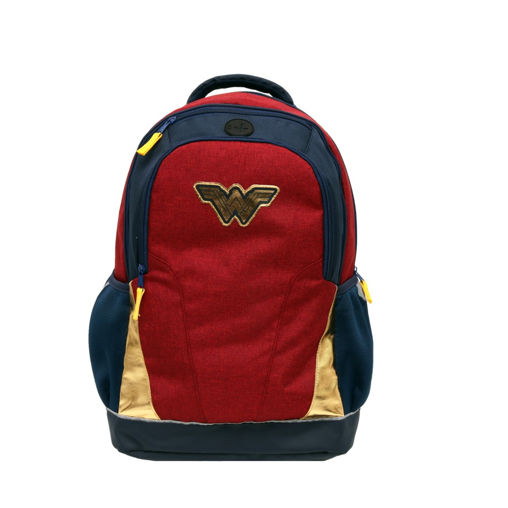 Wonder Woman 18 Kids' Backpack - Blue