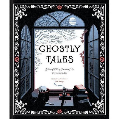 Ghostly Tales - (Hardcover)