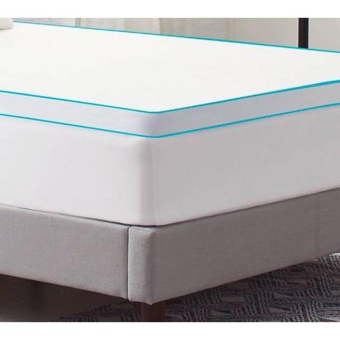 Comfort Revolution Mattress Topper Cover - White - image 1 of 4