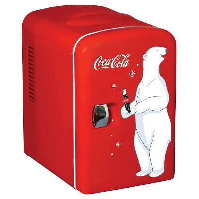 Coca-Cola Personal Refrigerator - Red KWC4