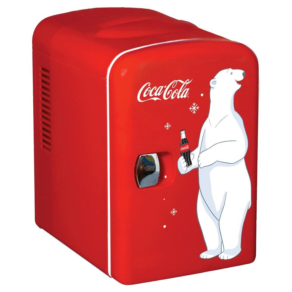 Coca-Cola Personal Refrigerator – Red KWC4 10490770
