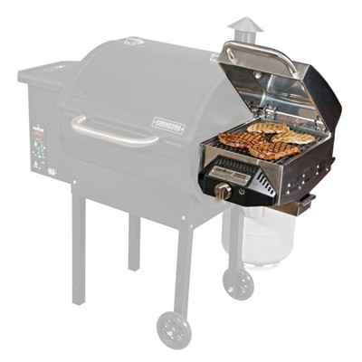 Camp Chef SmokePro BBQ Sear Box - Black
