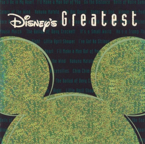 Various Artists - Disney's Greatest, Vol. 2 (CD) - image 1 of 1
