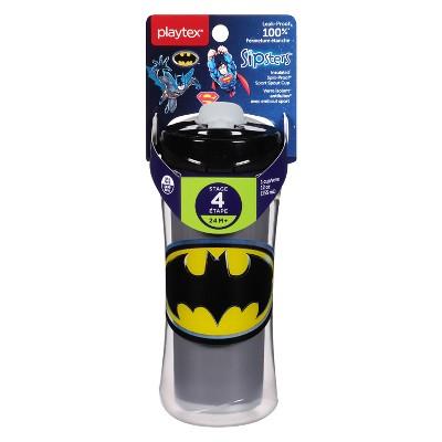 Playtex Stage 4 Batman Sport Bottle 12oz