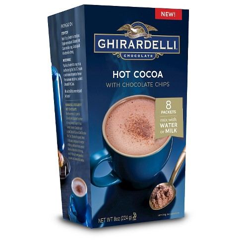 Ghirardelli Rich Chocolate Instant Cocoa - 8ct - image 1 of 1