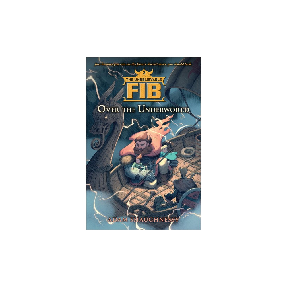 Over the Underworld (Reprint) (Paperback) (Adam Shaughnessy)