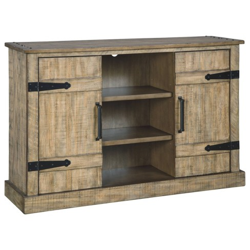 Susandeer Accent Cabinet Brown - Signature Design by Ashley - image 1 of 4