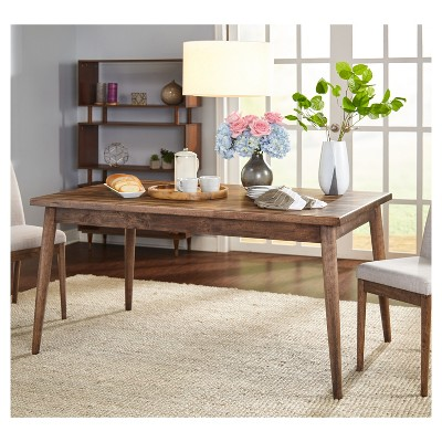Genial Element Dining Table   Walnut   Target Marketing Systems : Target
