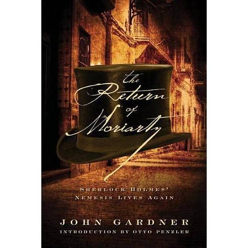 The Return of Moriarty - by  John Gardner (Paperback) - image 1 of 1