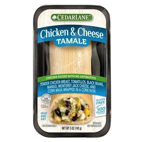 Cedarlane Chicken & Cheese Tamale - 5oz - image 1 of 1