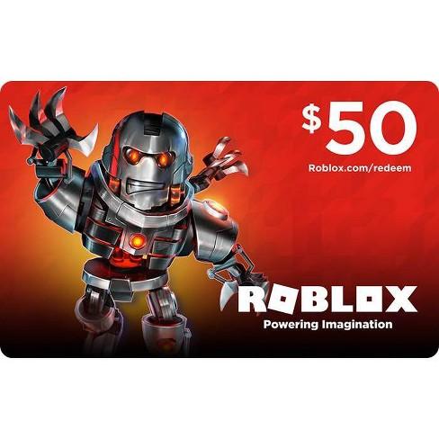 Roblox $50 (Digital) - image 1 of 1