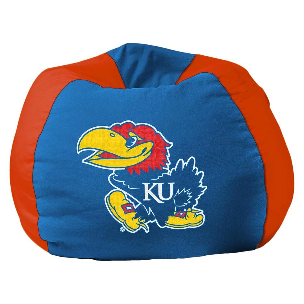 NCAA Kansas Jayhawks Bean Bag Chair