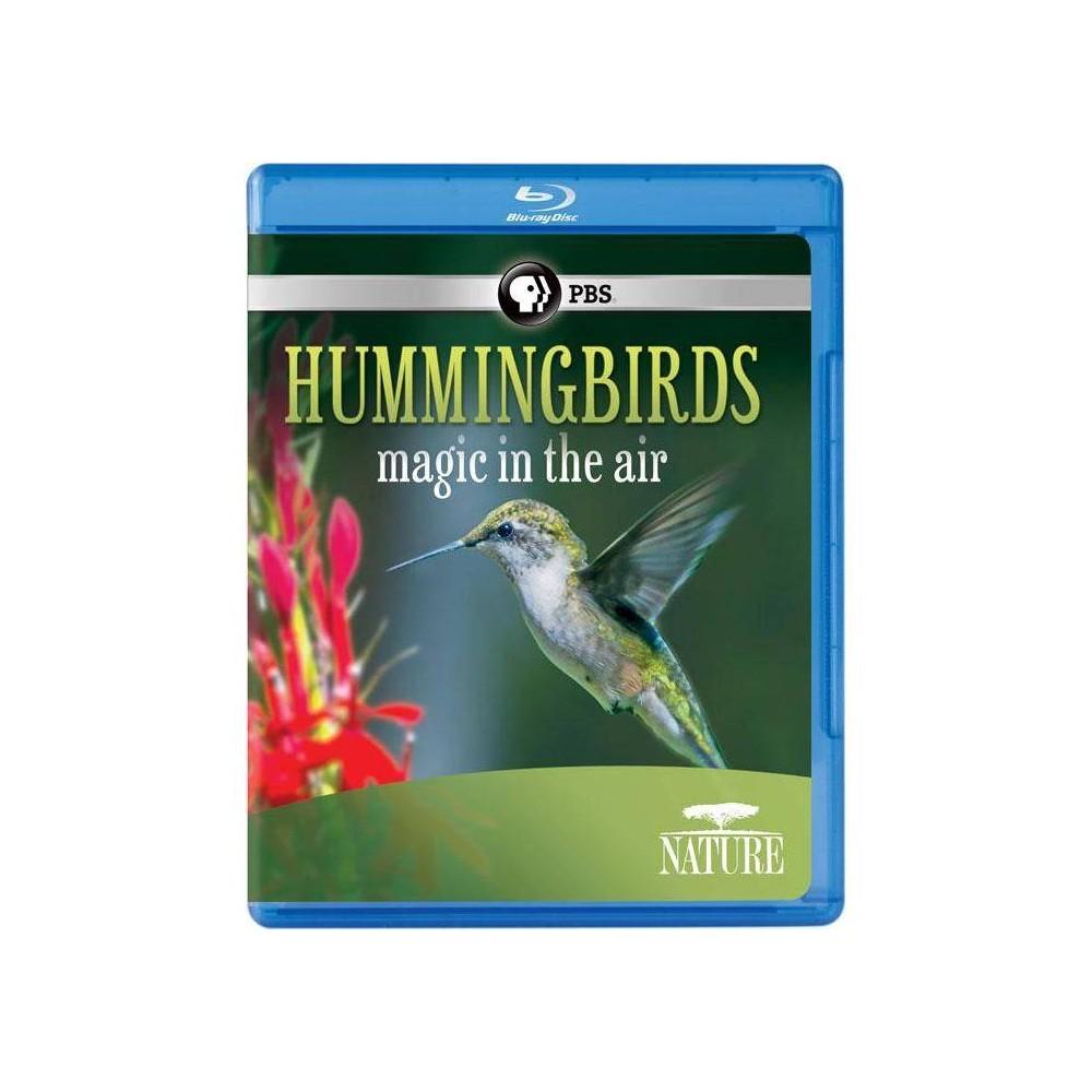 Nature Hummingbirds Magic In The Air Blu Ray 2014