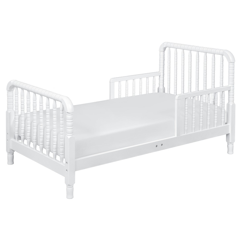Image of DaVinci Jenny Lind Toddler Bed - White
