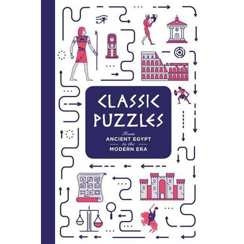 Classic Puzzles - by  Tim Dedopulos (Hardcover) - image 1 of 1