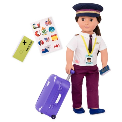 Our Generation Professional Doll - Pilot - Kaihily - image 1 of 3