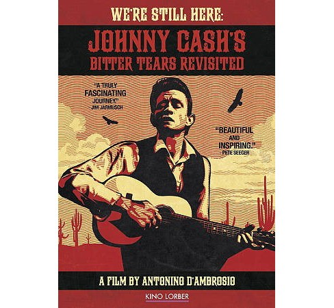 We're Still Here:Johnny Cash Bitter T (DVD) - image 1 of 1