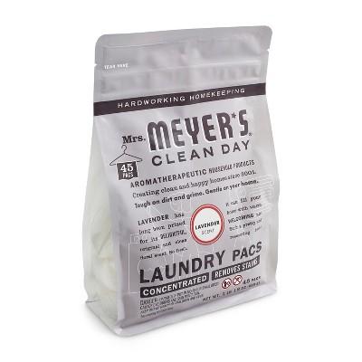Mrs. Meyer's Lavender Monodose Laundry Detergent - 0.62oz