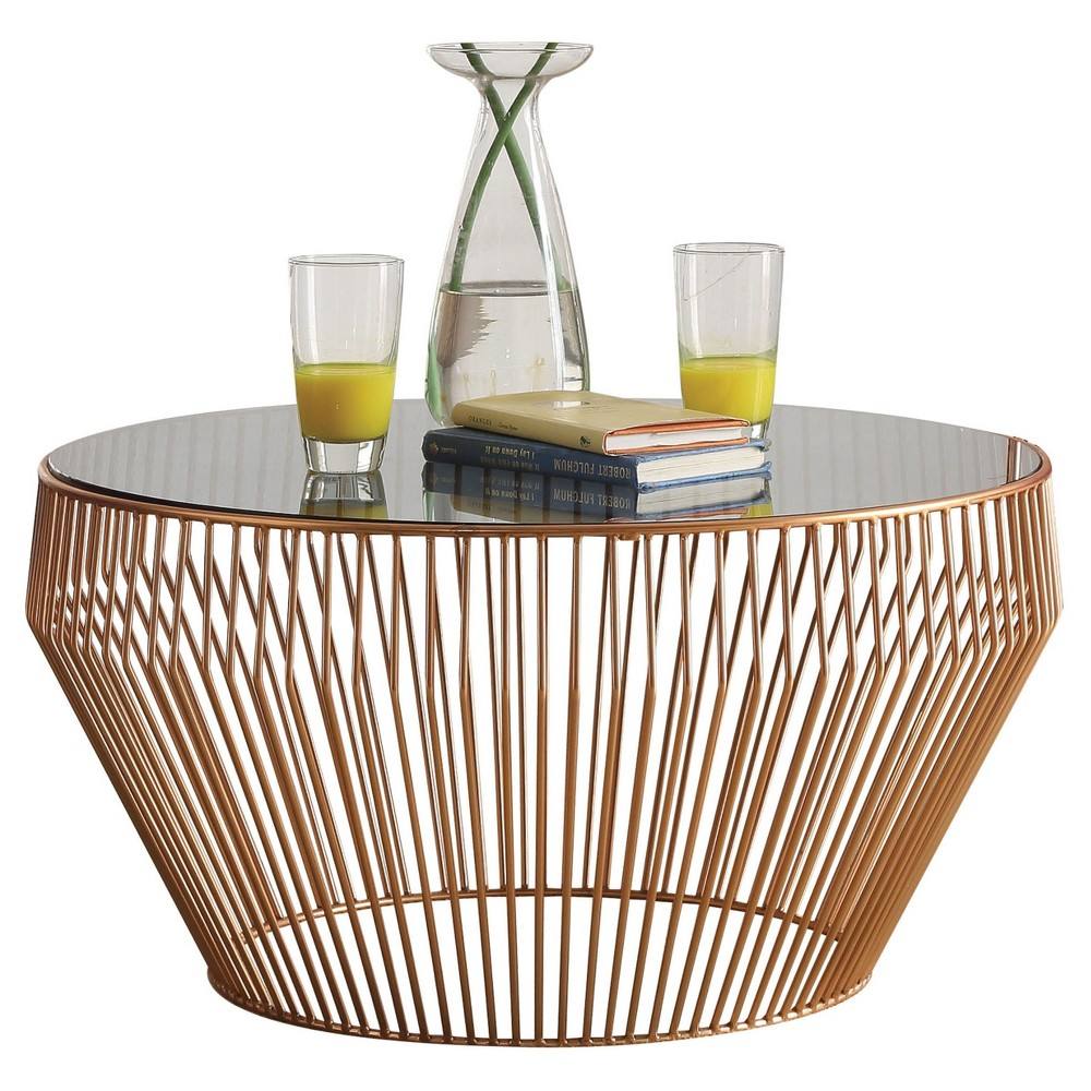 Coffee Table Copper (Brown)