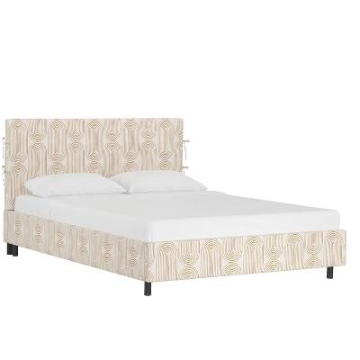Slipcover Platform Bed Oblong Mustard - Project 62™