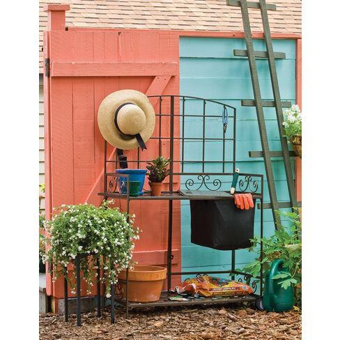 Panacea Potting Bench with Soil Reservoir - PANACEA PRODUCTS