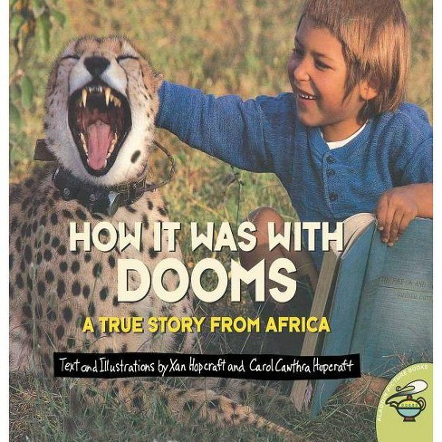 How It Was with Dooms - by  Xan Hopcraft (Paperback) - image 1 of 1