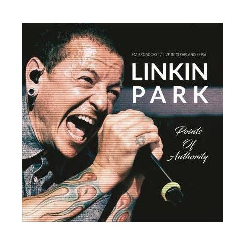 Linkin Park - Points Of Authority: Live In Cleveland (CD) - image 1 of 1