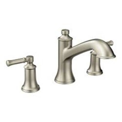 Moen T683 Dartmoor Deck Mounted Roman Tub Filler