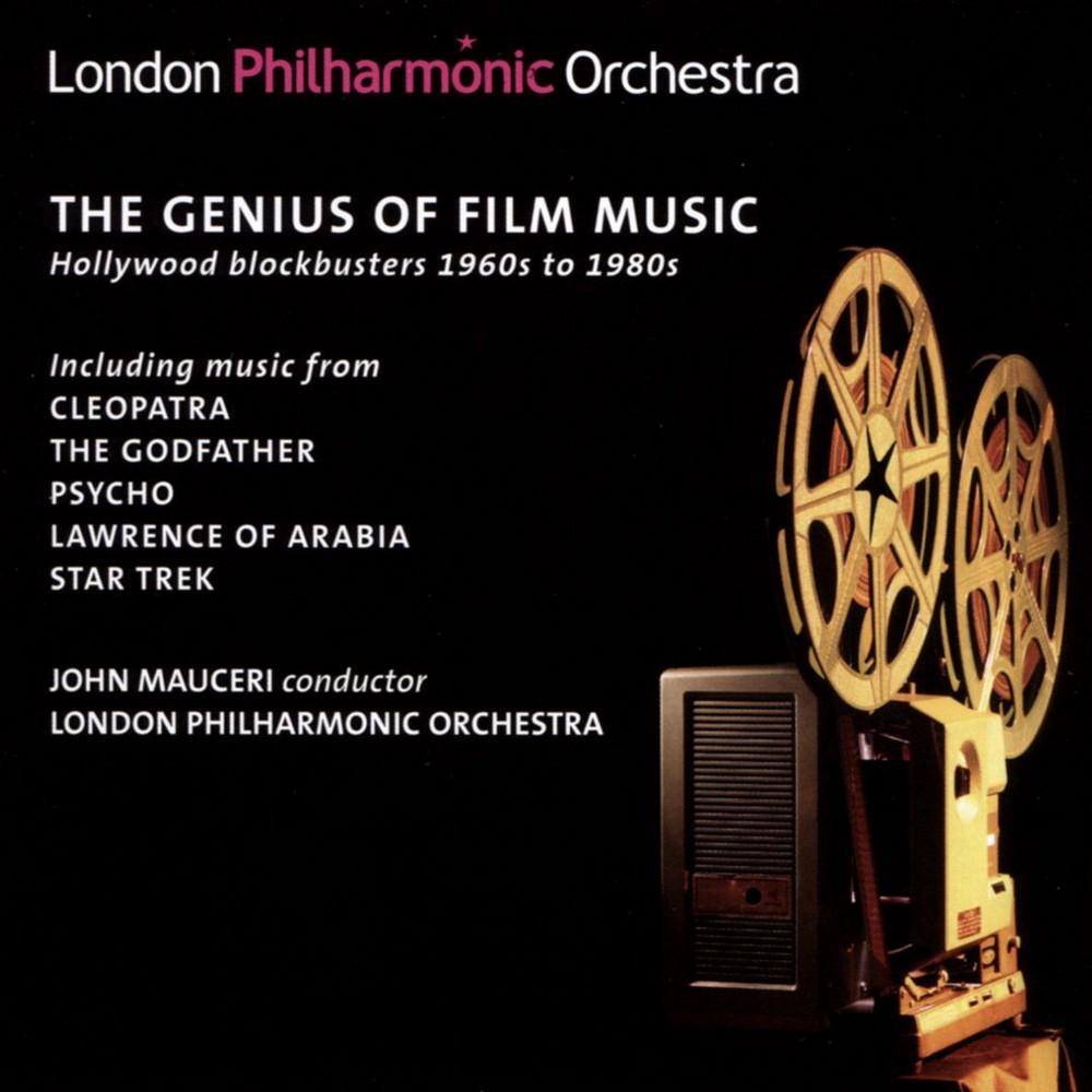 London Philharmonic - Genius Of Film Music:Hollywood Blockb (CD)