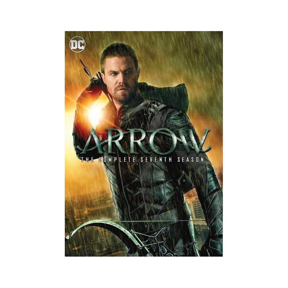 Arrow The Complete Seventh Season Dvd