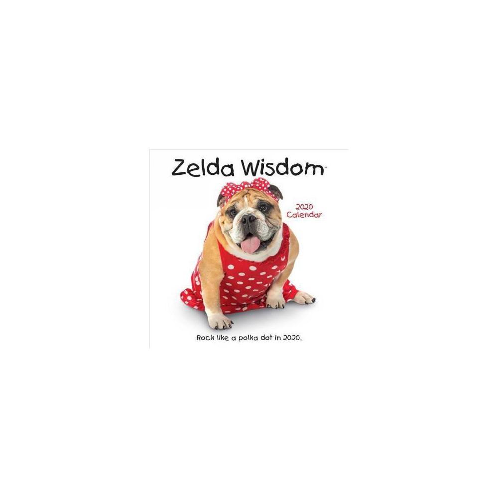 Zelda Wisdom 2020 Calendar - by Carol Gardner (Paperback)