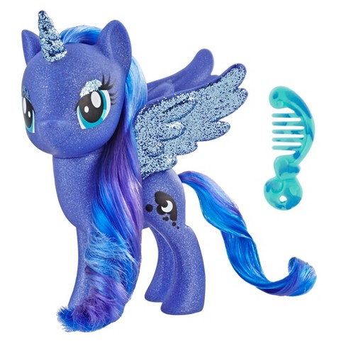 "My Little Pony Toy Princess Luna - Sparkling 6"" Figure - image 1 of 4"