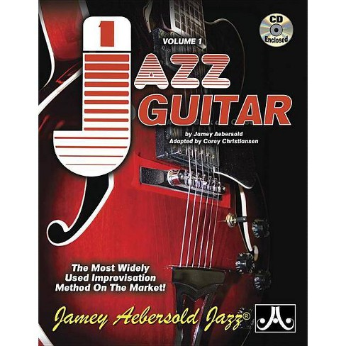 Jamey Aebersold Jazz, -- Jazz Guitar, Vol 1 - (Paperback) - image 1 of 1